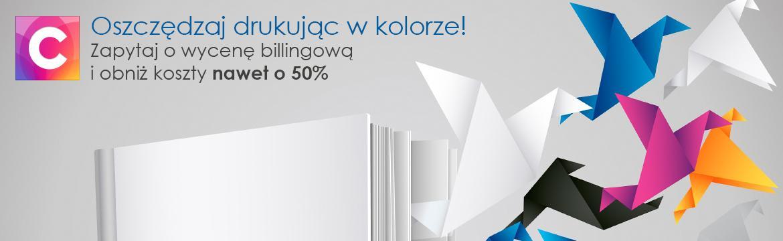 Tani druk cyfrowy Łódź